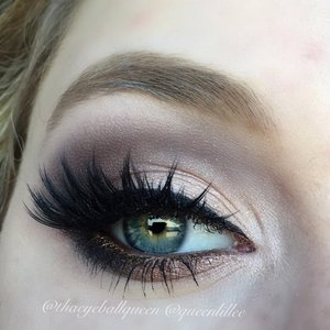 This is on the softer side of my average makeup looks and I think it went well.  I used the Lorac Unzipped pallet!  The pigment in real life is so much better than this photo but oh well!    Full details on my blog: http://theyeballqueen.blogspot.com/2015/09/feathered-romance-makeup.html https://www.youtube.com/watch?v=DgcAo0SUxvc