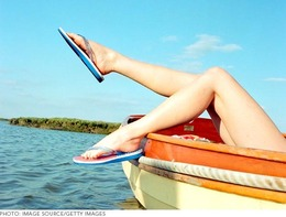 Summer Body Essentials: All-Natural Wax