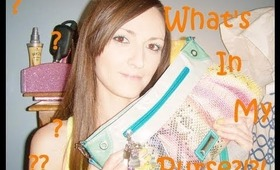 ❤ TAG ❤ What's In My Purse/Bag?!