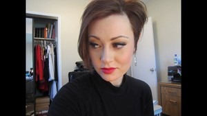 Judy Garland Meet Me In St. Louis Makeup Recreate