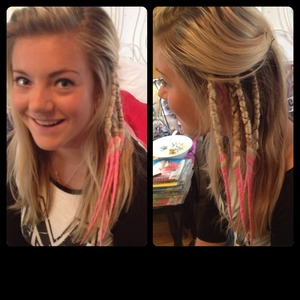 Just put some dreads on my friend :)