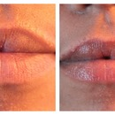 Before & After D.I.Y Lip Treatment