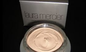 Laura Mercier Creme Smooth Foundation Review and Application