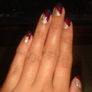 My Nails For The Weekend :)