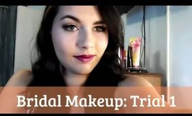 Bridal Makeup: Part 1-ish