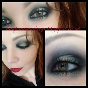 @kimpants on Instagram or visit my blog http://kimpantsmakeup.blogspot.co.uk for more of my looks and tutorials