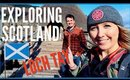 ACCENTS, SCOTTISH LION KING + HILLWALKING AT LOCH TAY
