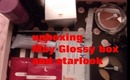 Unboxing: May Starlooks and Glossy box