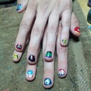 Marvel Nails