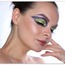 Glamour halloween makeup Look