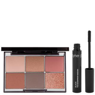 Pearl Luxury Eye Palette + Waterproof Mascara
