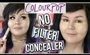 Colourpop No Filter Concealer | Honest Review + Demo & Comparisons