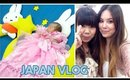 Japan Vlog 3 | My Cousin's Baby, Cat Cafe, Lost in Tenjin♡ 2015