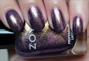 See more swatches & my review here: http://www.swatchandlearn.com/zoya-daul-swatches-review/