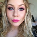 Glittered Pink Spring Barbie Makeup Tutorial