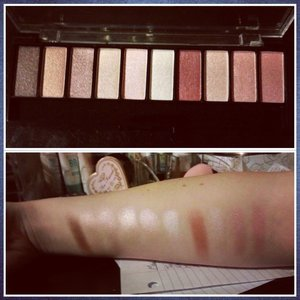 Hard Candy eyeshadow palette in Pinking of You