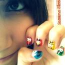 Sesame St. Nails