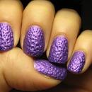 No name nails 2 ^_^