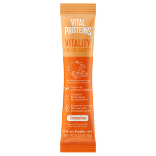 Vital Proteins Vitality Immune Booster Stick Pack Box
