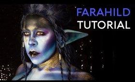 Farahild | Warrior | Fantasy Makeup Tutorial