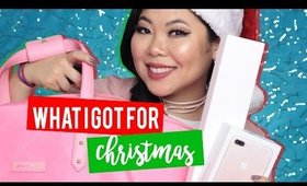 Late AF 🎄 What I Got for Christmas 2016: Vera Bradley, iPhone and Apple Watch! | MakeupANNimal