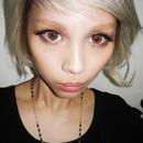 Mode Gyaru Makeup