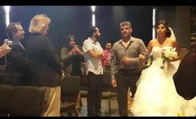 Diana's & Jeremy's beautiful wedding
