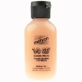 Mehron 3-D Gelatin Effects