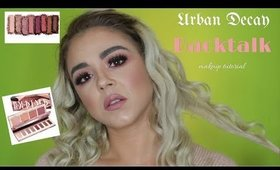 URBAN DECAY BACKTALK palette tutorial | Beauty by Pinky