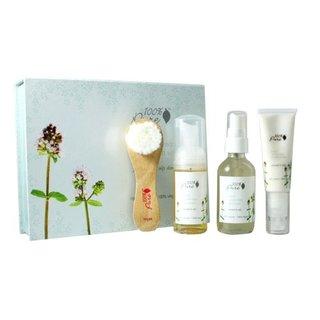 100% Pure Mint White Tea Skin Care Gift Set