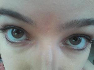 I have mutated eyes. O.o