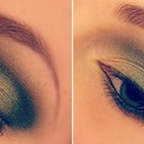 Deep Green Smokey