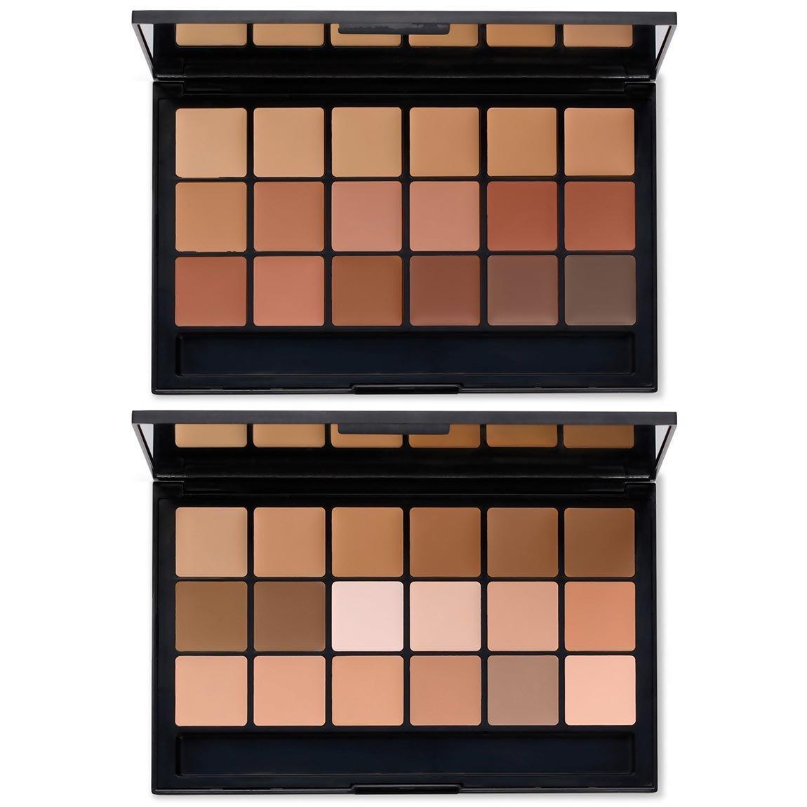 RCMA Makeup VK Palette Set product swatch.