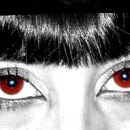 eyes brown
