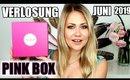 PINK BOX 💟 Juni 2019 | UNBOXING & VERLOSUNG