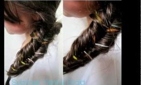 How To: Summer Fishtail Braid