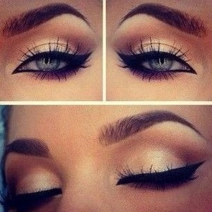 The difference between cat eyeliner and winged eyeliner ...
