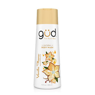 güd Vanilla Flame Natural Body Wash