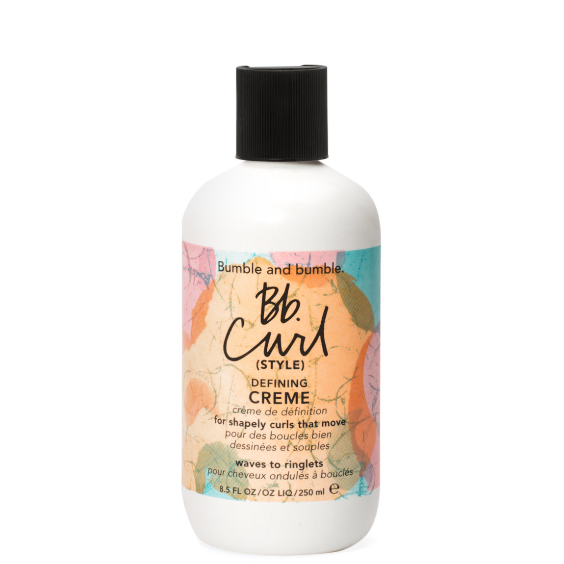 Bumble and bumble. Bb.Curl Defining Creme Bb.Curl Defining Crème product smear.