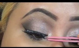 Urban Decay Naked Palette Tutorial