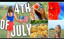 4th of July! DIY Treats and Outfit Ideas!