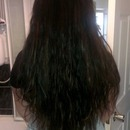 20 inch hair extensions!