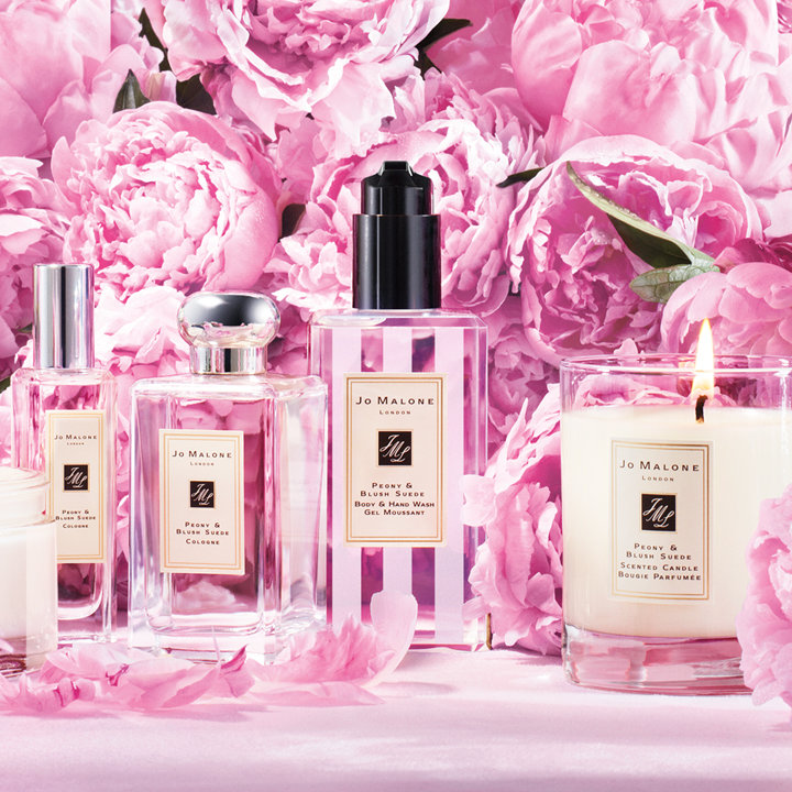 Floral scents from Jo Malone London
