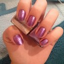 Short nails, simple but cool.