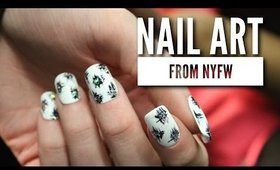 3 Nail Art Designs from New York Fashion Week!