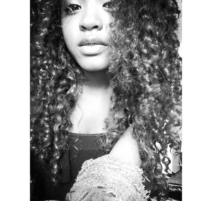 My natural curls and I