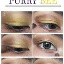 Purry Bee Look