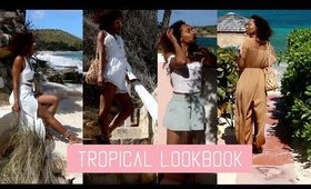 Tropical Style Pairings: Antigua Lookbook | Life, Legally Blind ◌ alishainc
