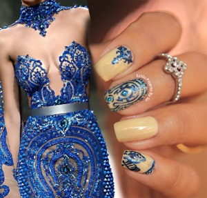 http://www.estilopropriobysir.com/2014/08/nail-art-tule-ilusion.html https://www.facebook.com/EstiloProprioBySir http://instagram.com/sicaramos