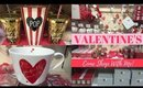 VALENTINE'S COME SHOP WITH ME UK & VALENTINE'S GIFT IDEAS 2018